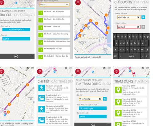 Bus Map: Ứng dụng đi xe buýt theo thời gian thực - 1