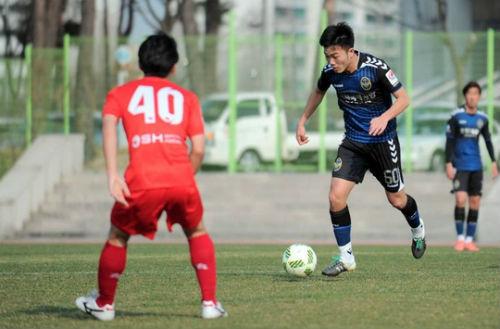 Xuân Trường lại kiến tạo thành bàn ở R-League - 1