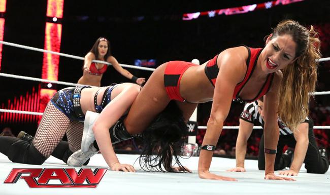 Họ được biết đến trong vai trò diễn viên, người mẫu và còn là những nữ đô vật WWE đình đám, vừa có nhan sắc vừa có sức mạnh đáng nể.