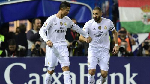 Ronaldo - Benzema: Song sát đáng sợ nhất châu Âu - 1