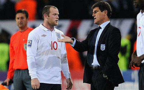 Tin HOT tối 19/4: Capello muốn Rooney dự Euro - 1