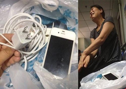 Bị điện giật chết vì sử dụng smartphone khi đang sạc - 2