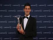 Bóng đá - Djokovic vượt Messi - Bolt, giành giải VĐV của năm
