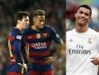 Messi và Neymar sa sút, Ronaldo sáng cửa đoạt QBV