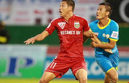 Jiangsu FC - B.Bình Dương: Cố thêm chút nữa! - 1