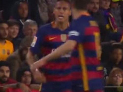 Có một âm mưu chống lại Neymar ở Barca - 1
