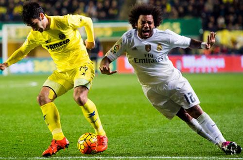 Real Madrid – Villarreal: Thời cơ là đây - 2