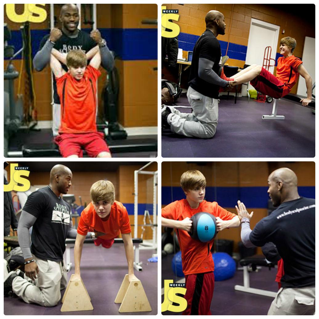 Hành trình 5 năm tạo cơ bắp 6 múi của Justin Bieber - 2