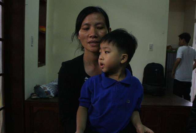 Hơn 6 giờ truy tìm cháu bé 4 tuổi nghi bị bắt cóc - 1