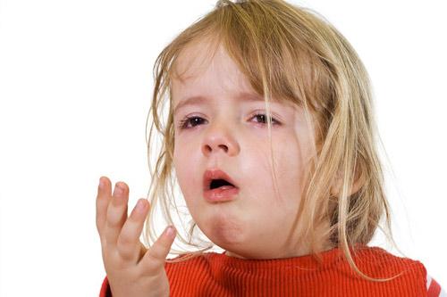 Cách chăm sóc bé đúng cách khi cảm ho - 1
