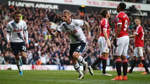 Van Gaal: Đẳng cấp MU ngang... Tottenham - 1
