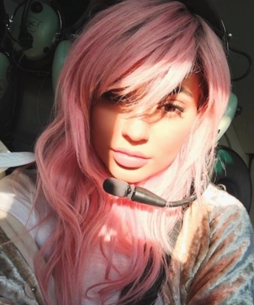"""Những lần đổi màu tóc """"chóng mặt"""" của hotgirl Hollywood - 14"""