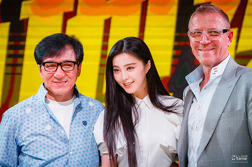 Phạm Băng Băng đóng phim ấp ủ 30 năm của Thành Long - 1