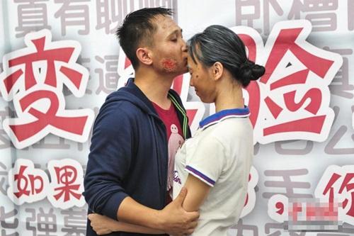 Giới trẻ Trung Quốc làm mặt xấu thử lòng người yêu - 3