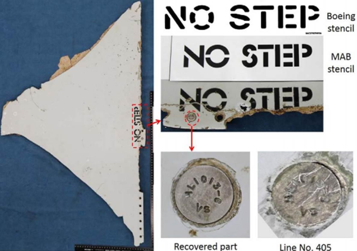 Chính thức xác nhận mảnh vỡ ở Mozambique là của MH370 - 3