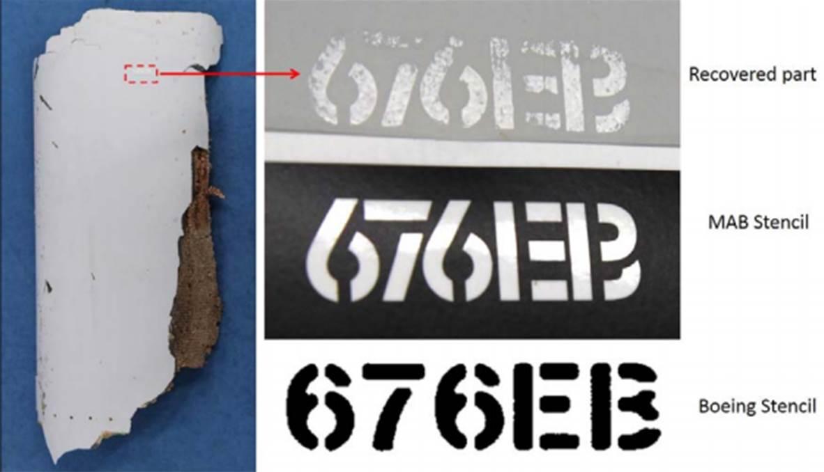 Chính thức xác nhận mảnh vỡ ở Mozambique là của MH370 - 2