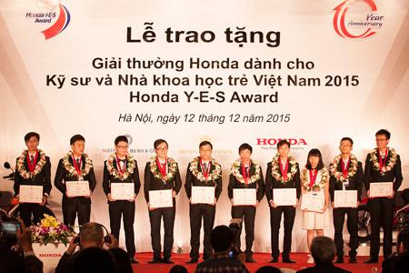 Khởi động giải thưởng dành cho Kỹ sư và Nhà khoa học trẻ Việt Nam - 2
