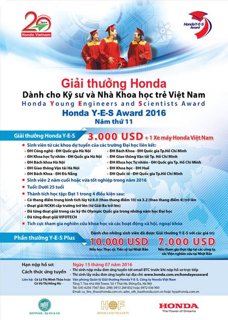 Khởi động giải thưởng dành cho Kỹ sư và Nhà khoa học trẻ Việt Nam - 3