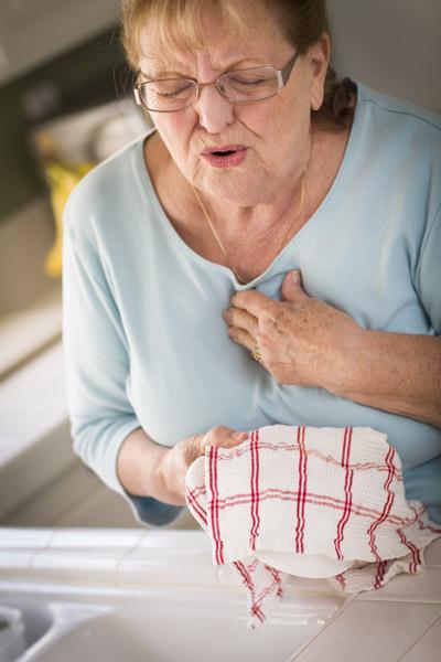 Mắc bệnh gút, phụ nữ dễ bị đau tim hơn nam giới - 1