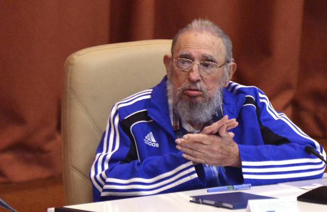 Fidel Castro bất ngờ nói về ngày từ giã cuộc đời - 1