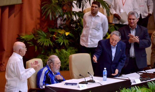Fidel Castro bất ngờ nói về ngày từ giã cuộc đời - 2