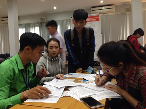 Hai điểm lưu ý sau khi đăng ký dự thi THPT quốc gia 2016 - 1