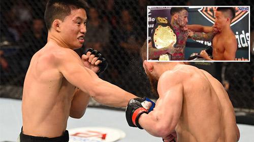 2 trận thắng chấn động UFC của tay đấm gốc Việt - 1