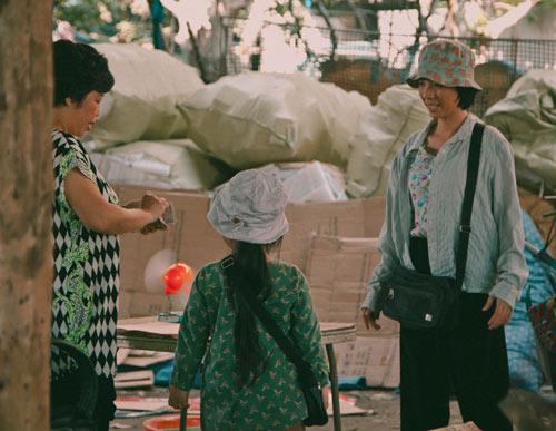 Xúc động với vai người mẹ thiểu năng của Thu Trang - 8