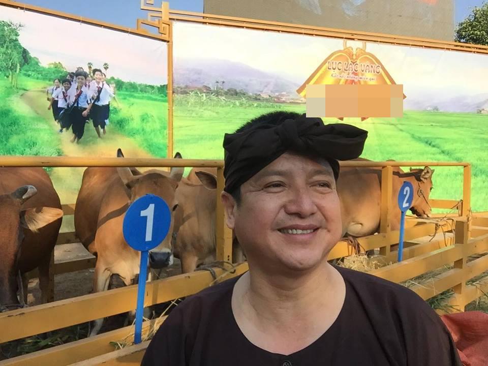 Những hình ảnh đầu tiên Chí Trung làm MC Lục Lạc Vàng - 8