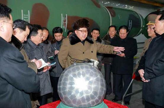 HQ: Triều Tiên đang có 8-20 đầu đạn hạt nhân thu nhỏ - 2