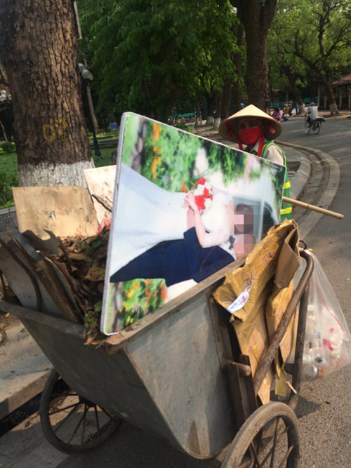 Sau ly hôn, ảnh cưới có nên bỏ thùng rác? - 2