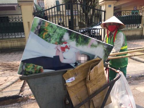 Sau ly hôn, ảnh cưới có nên bỏ thùng rác? - 4