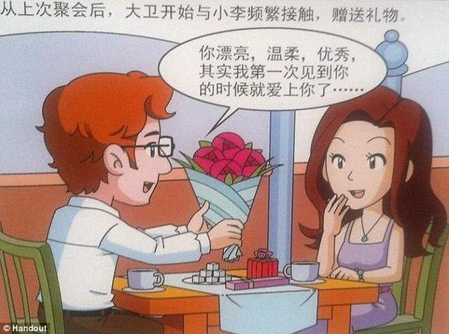 TQ nhắc nữ cán bộ tránh nói chuyện với Tây đẹp trai - 2