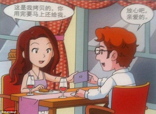 TQ nhắc nữ cán bộ tránh nói chuyện với Tây đẹp trai - 3