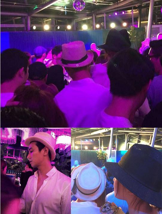 Jo ji hoon lộ ảnh nóng - Ảnh giường chiếu của Jo Ji Hoon  Gain - 2