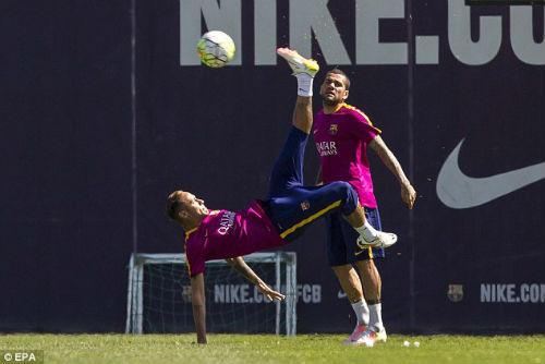 Chi tiết Deportivo - Barca: Messi, Neymar góp vui (KT) - 5