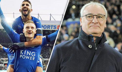 """Chuyện Leicester """"lên hương"""" & vận may cuộc đời - 1"""
