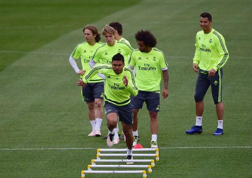 Chi tiết Real Madrid - Villarreal: Thế trận nhàn nhã (KT) - 7