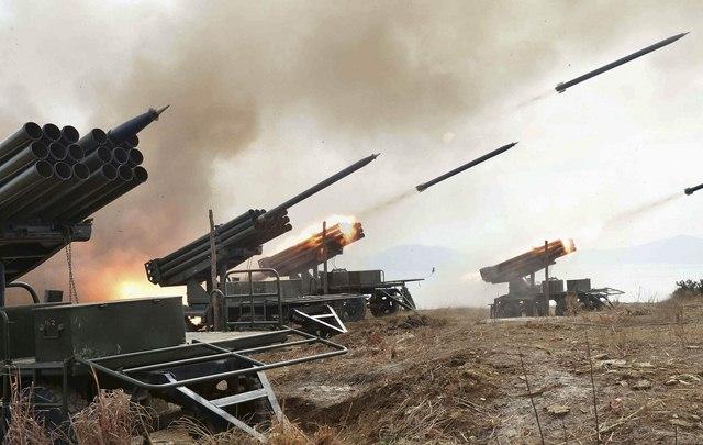 5 loại vũ khí Triều Tiên khiến Hàn Quốc phải lo sợ - 1