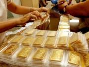 """Tài chính - Bất động sản - Vàng bật tăng, tỷ giá USD """"hạ nhiệt"""""""