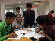 Giáo dục - du học - Hai điểm lưu ý sau khi đăng ký dự thi THPT quốc gia 2016
