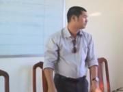 Video An ninh - Bắt khẩn cấp kẻ mạo danh đặc phái viên Thủ tướng