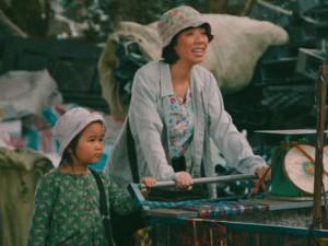 Xúc động với vai người mẹ thiểu năng của Thu Trang