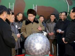 HQ: Triều Tiên đang có 8-20 đầu đạn hạt nhân thu nhỏ