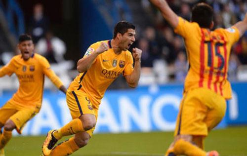 Video Deportivo vs Barca - 1