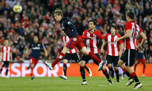 Video Bilbao vs Atletico Madrid - 1