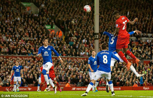 video liverpool vs everton - 1