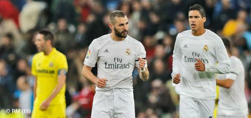 Video Real Madrid vs Villarreal - 1