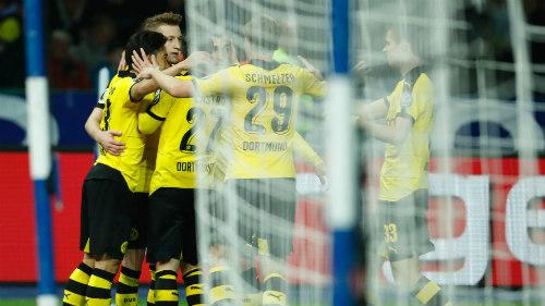 Hertha Berlin - Dortmund: Phản khách vi chủ - 1