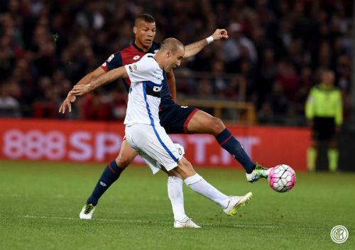 Genoa - Inter Milan: Trả giá vì hàng công - 1